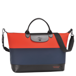 Top-Handle L, 993 Orange/Navy, hi-res
