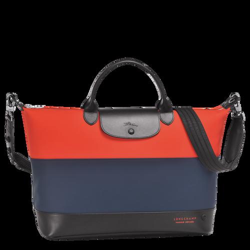 Handtasche, 993 Orange/Marine, hi-res