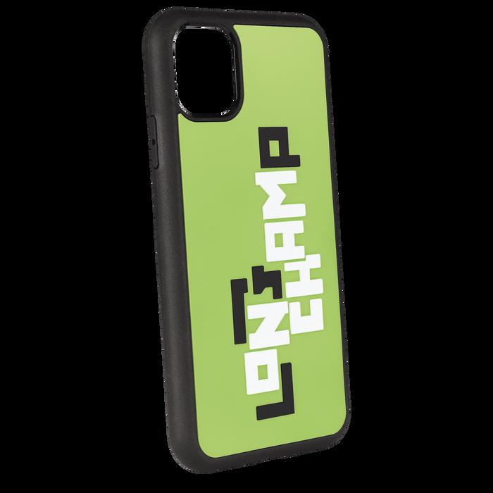 Coque Iphone 11 Pro, Vert Lumière - Vue 2 de 3 - agrandir le zoom