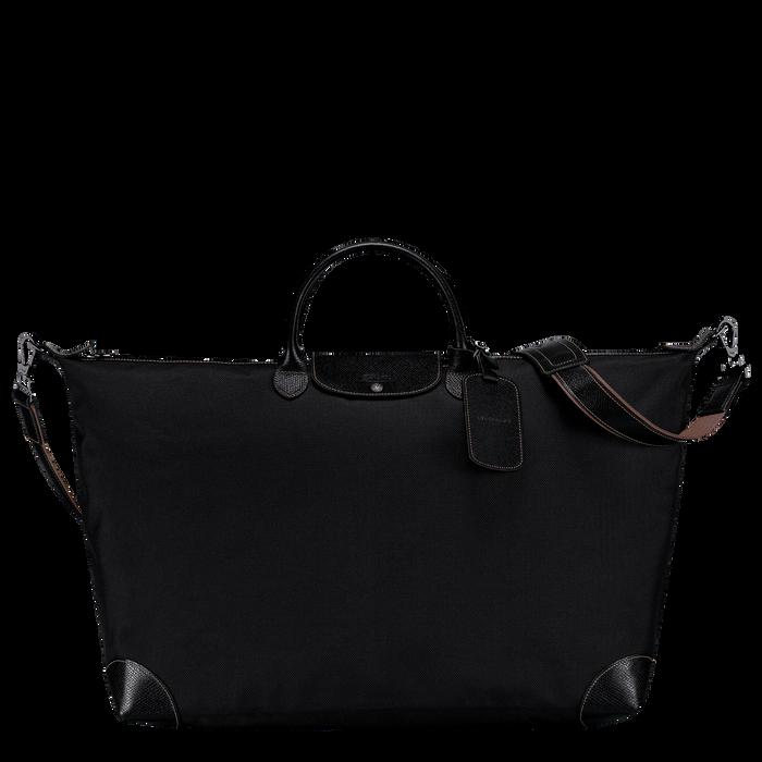 Reisetasche XL, Schwarz/Ebenholz - Ansicht 1 von 3 - Zoom vergrößern