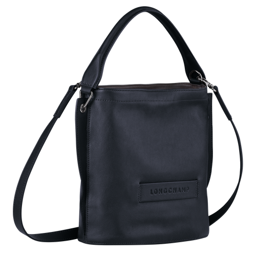 Crossbody bag, Midnight blue - View 2 of  3 -