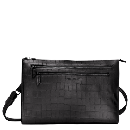 Messenger bag, Black, hi-res - View 1 of 3