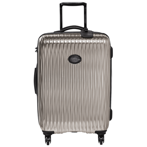 Suitcase, Grey - View 1 of  3 -