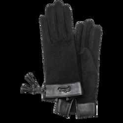 Ladies' gloves, 001 Black, hi-res