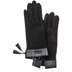 Damenhandschuhe, 001 Schwarz, hi-res