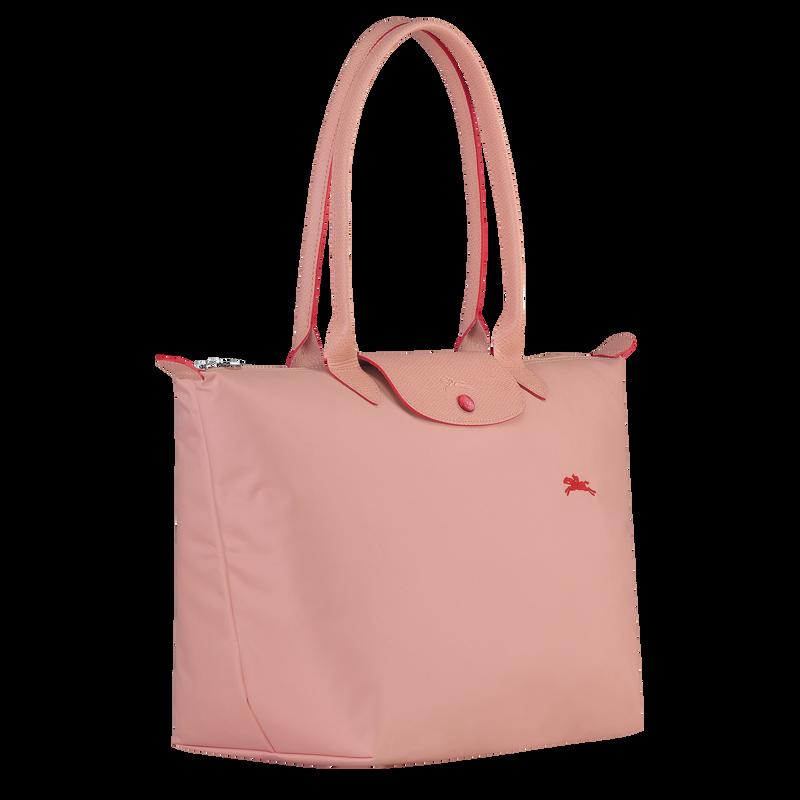 Le Pliage Club Shoulder bag L, Pinky