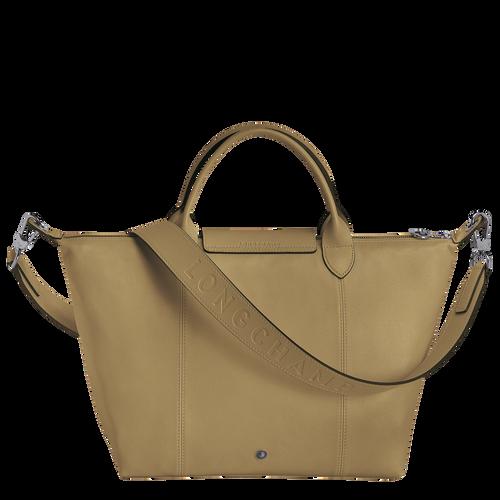 Tas met handgreep aan de bovenkant M, Kaki - Weergave 3 van  8.0 -