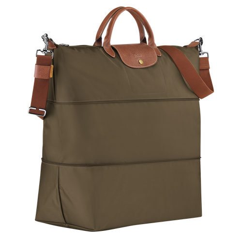Travel bag, Khaki - View 2 of  4 -