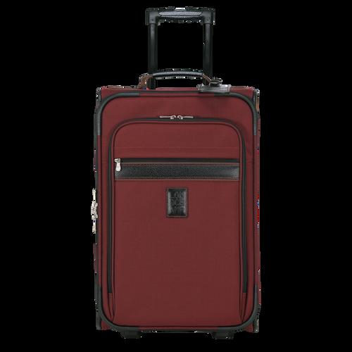 Handgepäck-Koffer, Lackrot - Ansicht 1 von 3 -