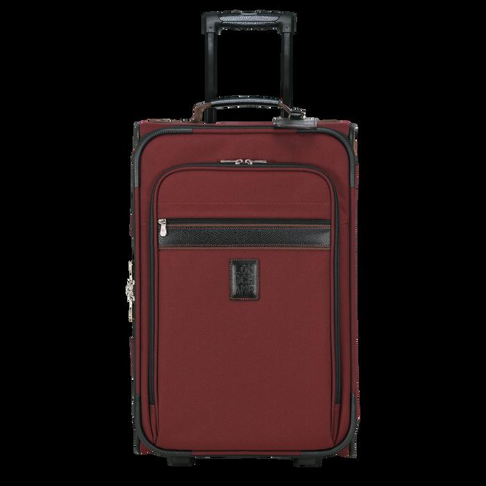 Handgepäck-Koffer, Lackrot - Ansicht 1 von 3 - Zoom vergrößern