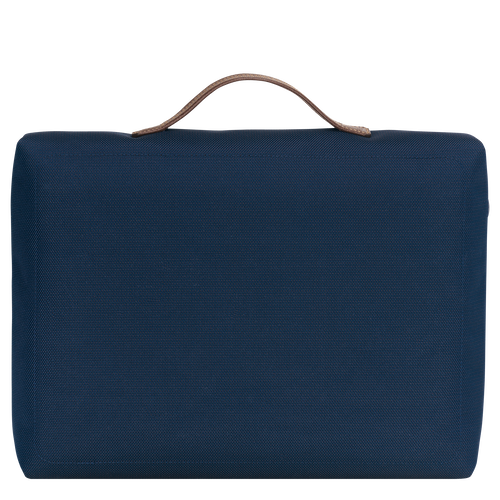 Briefcase, Blue, hi-res - View 3 of 3
