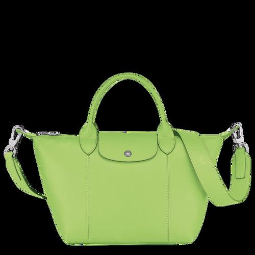 Tas met handgreep aan de bovenkant, Green, hi-res - View 1 of 3