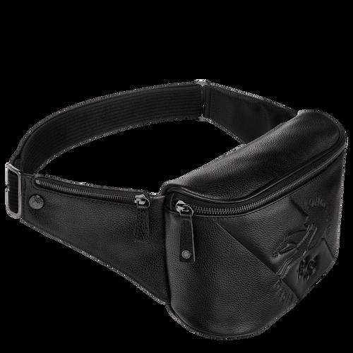 Belt bag Le Foulonné Black (20002HQA001) | Longchamp SE
