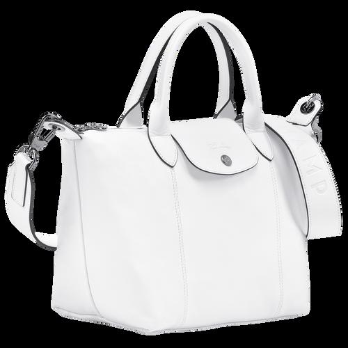 Tas met handgreep aan de bovenkant, Wit, hi-res - View 2 of 3