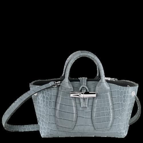 Top handle bag XS, Sage - View 2 of  4 -
