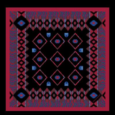 Affichage de 1 sur Carré de soie