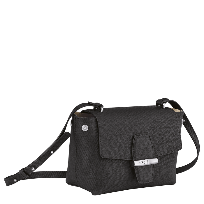 Roseau Crossbody bag S, Black