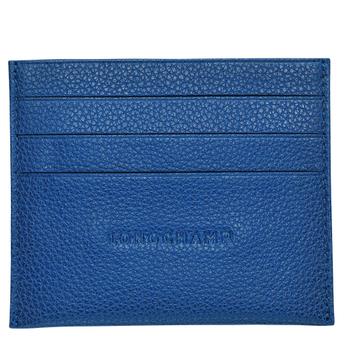 Card holder, Sapphire - View 1 of 2 -