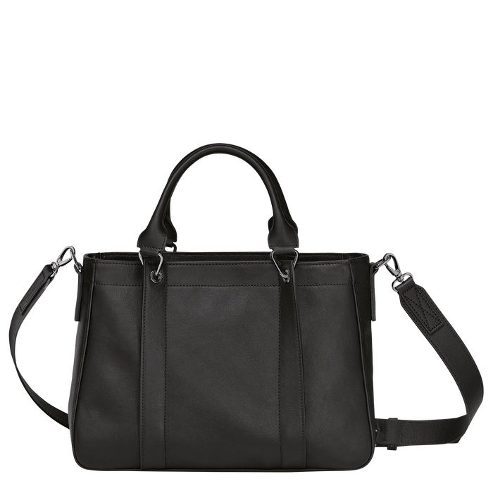Top handle bag S, Black - View 3 of  3.0 - zoom in