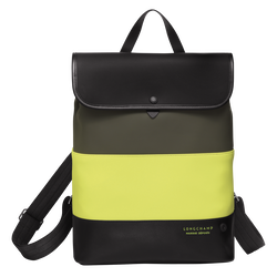 Backpack, E84 Neon/Khaki, hi-res