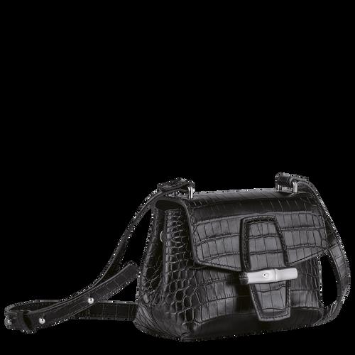 Crossbody bag S, Black/Ebony - View 3 of  4 -