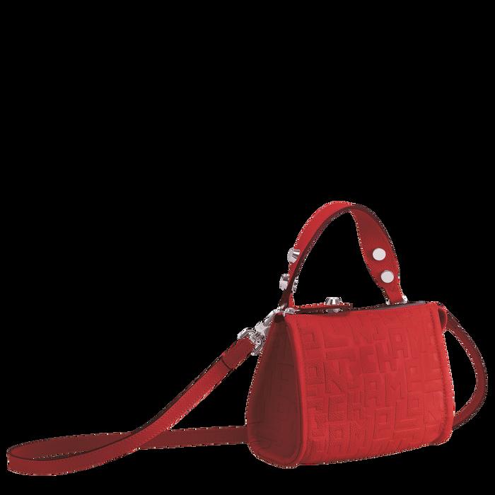 Crossbody bag, Burnt Red, hi-res - View 2 of 3