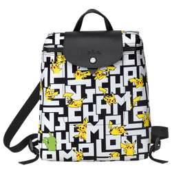 Backpack, Black/White