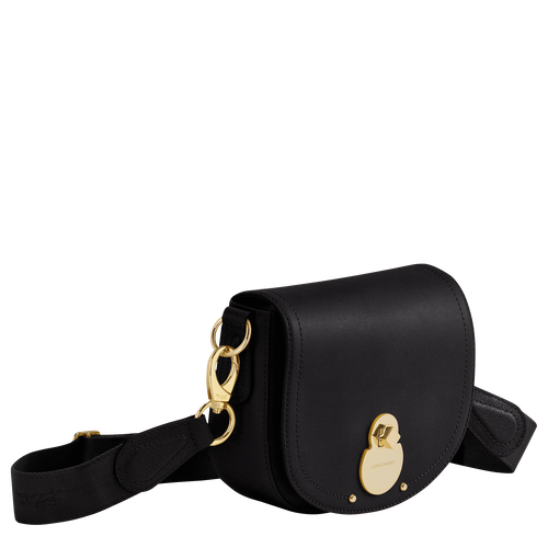 Crossbody bag S, Black/Ebony - View 2 of  3 -