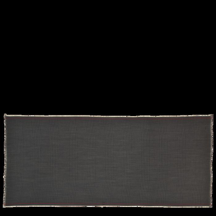 Étole homme, Vert Longchamp - Vue 1 de 1 - agrandir le zoom