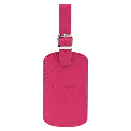 Luggage tag, Pink/Silver - View 1 of  1 -