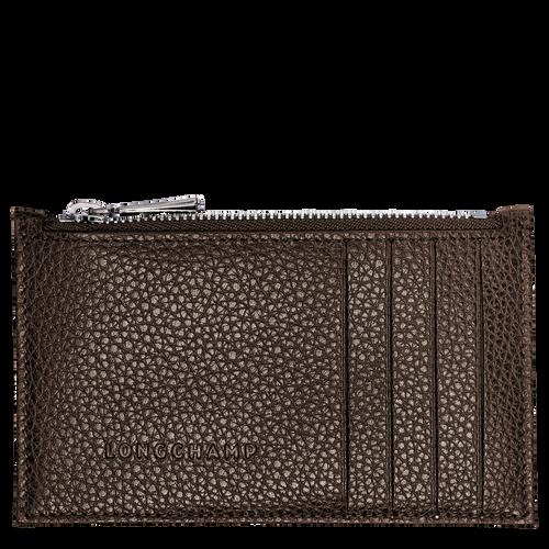 Coin purse, Mocha, hi-res - View 1 of 2