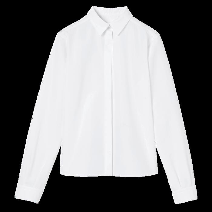 Chemise, Blanc - Vue 2 de 2 - agrandir le zoom