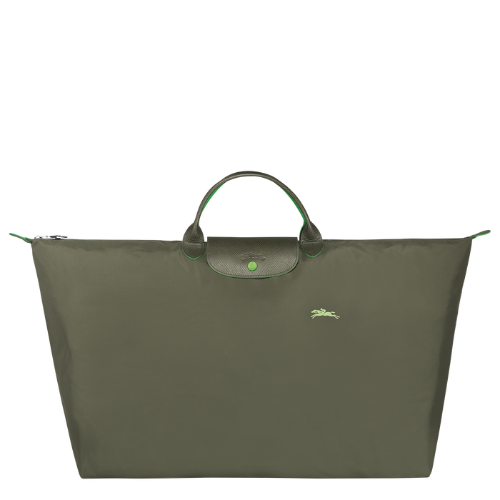 Travel bag XL, Longchamp Green - View 1 of  4 - zoom in