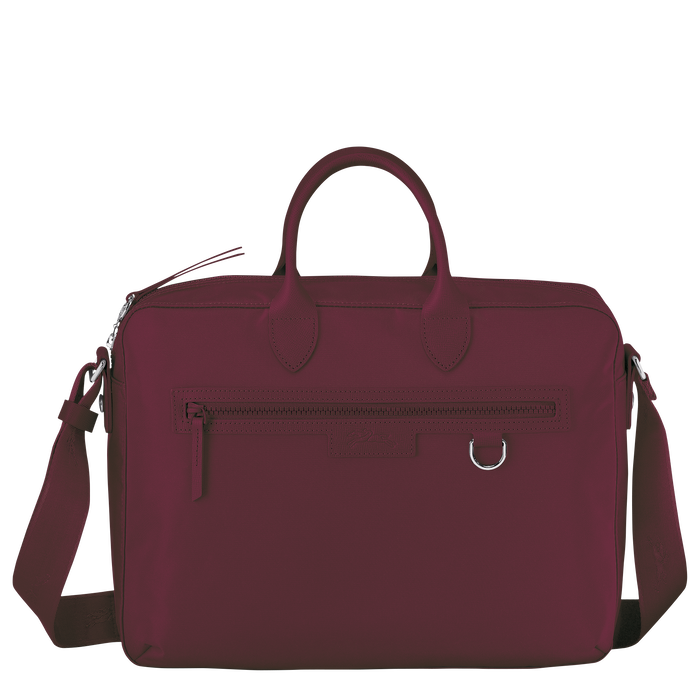 Briefcase, Gold/Violet - View 1 of 3 - zoom in