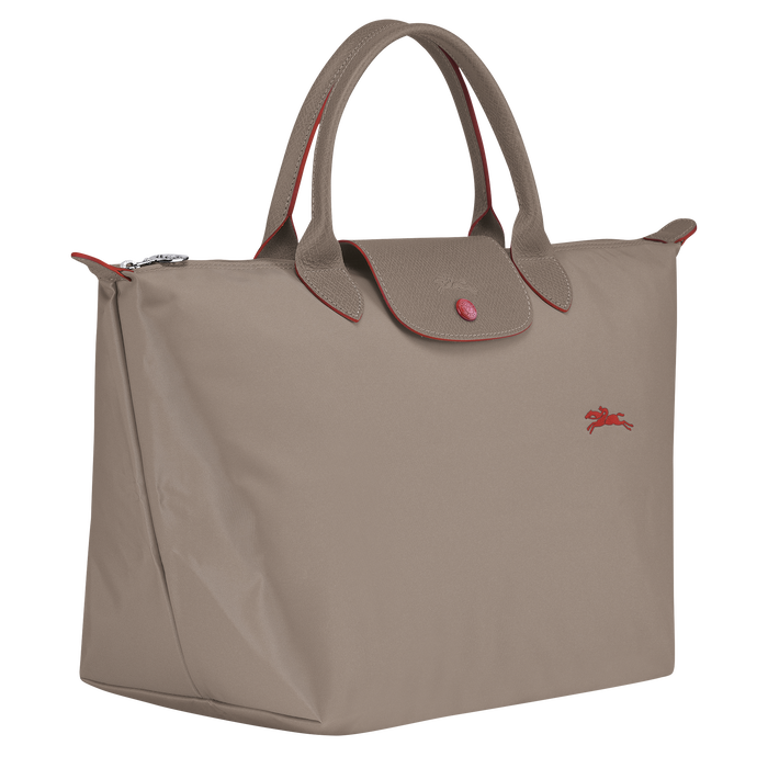 Le Pliage Club Handtasche M, Nerz