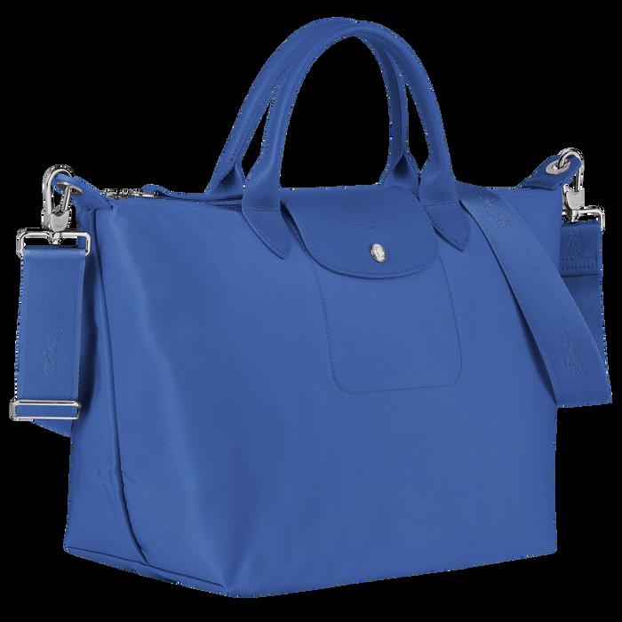 Le Pliage Néo 手提包 M, 藍色