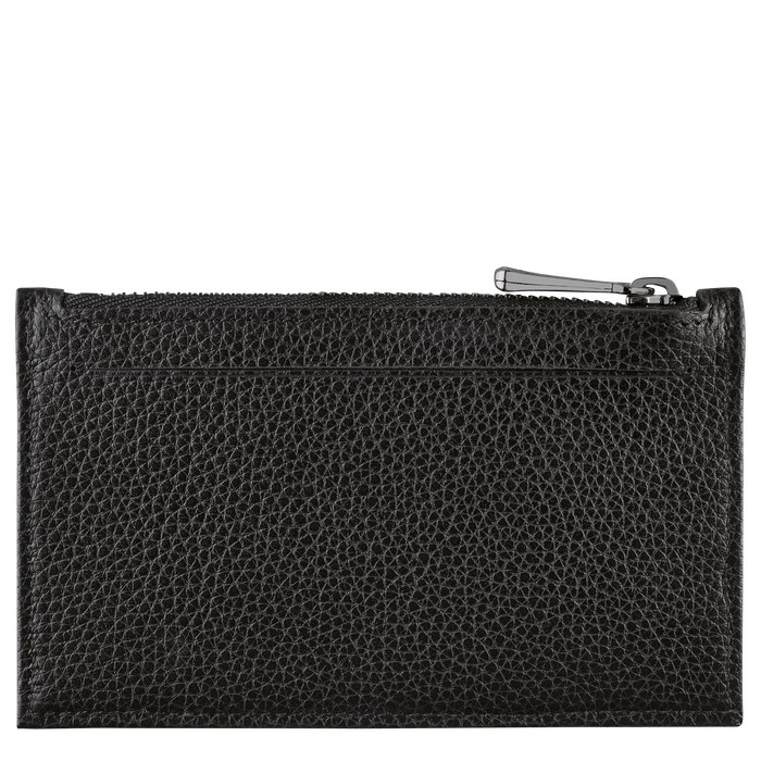 Coin purse, Black - View 2 of  2.0 - zoom in