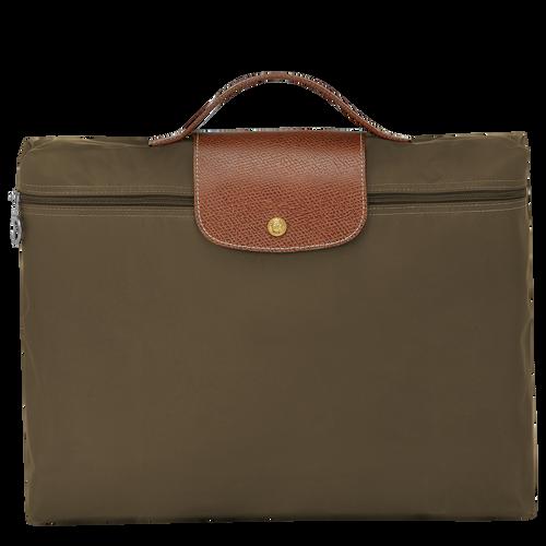 Briefcase S, Khaki - View 1 of  4 -