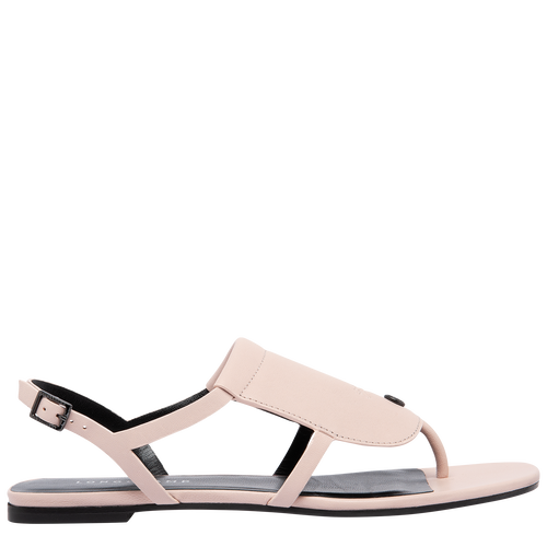 Flat sandals, Pale Pink - View 1 of 3 -