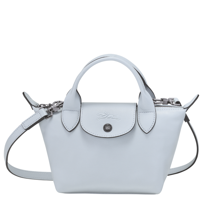 Top handle bag XS, Sky Blue - View 1 of  5 - zoom in