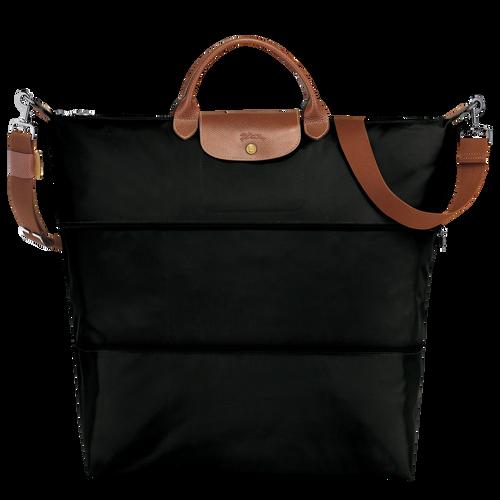 View 1 of Travel bag, Black, hi-res