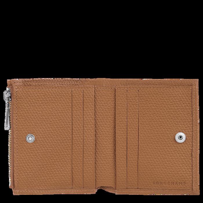 Cartera compacta, Natural - Vista 2 de 2 - ampliar el zoom
