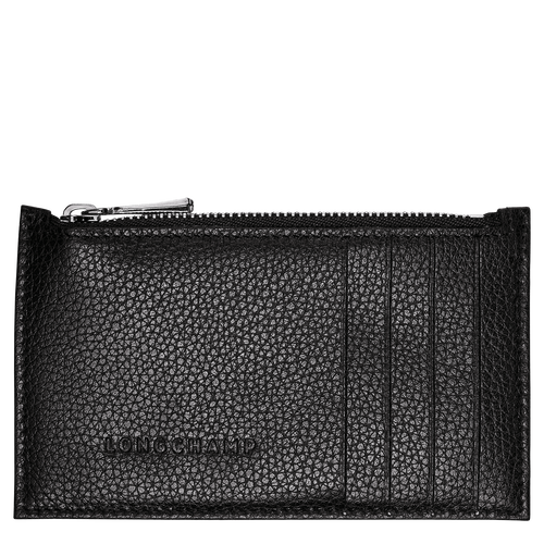 Coin purse, 047 Black, hi-res