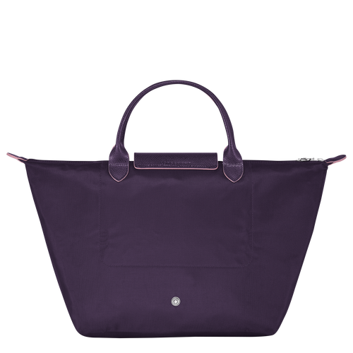 Top handle bag M, Bilberry - View 3 of  5 -