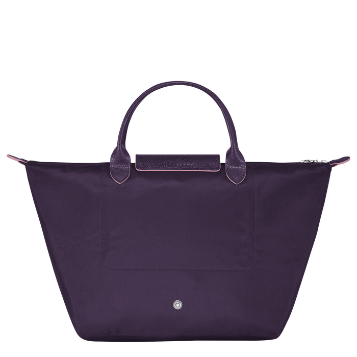Top handle bag M, Bilberry - View 3 of  5 - zoom in