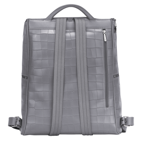 View 3 of Backpack, Grey, hi-res