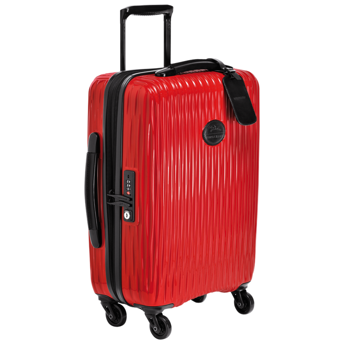 Koffer voor handbagage, Rood - Weergave 2 van  3 - Meer inzoomen.