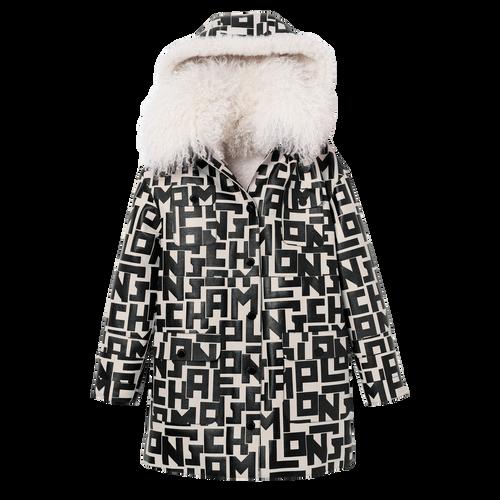 Coat, Chalk, hi-res - View 2 of 2