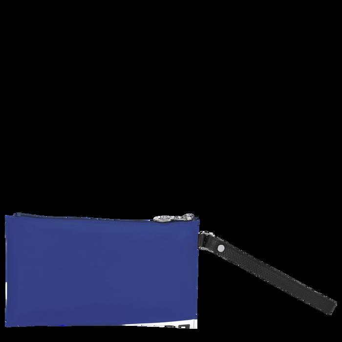 Le Pliage Collection Pouch, Blue