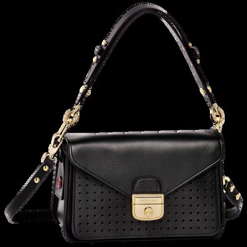 Sac porté travers S Mademoiselle Longchamp Noir (L1323883001) | Longchamp FR